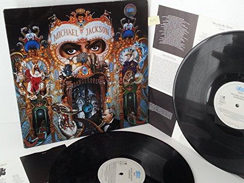 MICHAEL JACKSON dangerous, double album, 465802 1