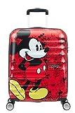 American Tourister - Disney Wavebreaker Spinner 55/20 2.6 KG Bagage enfant, 55 cm, 36 liters, Multicolore (Mickey Comics Red)