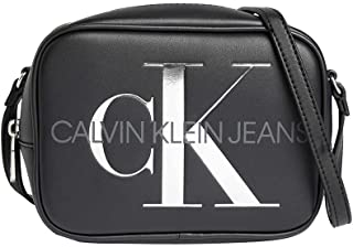 Calvin Klein CKJ Sculpted Camera Bag Black