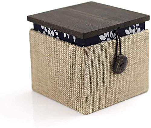 Office kroonluchter Sieraden kast sieraden box box massief hout ketting armband horloge sieraden doos etnische stijl retro ceremonie gift box grote sieraden doos Onderzoek kamer kroonluchter