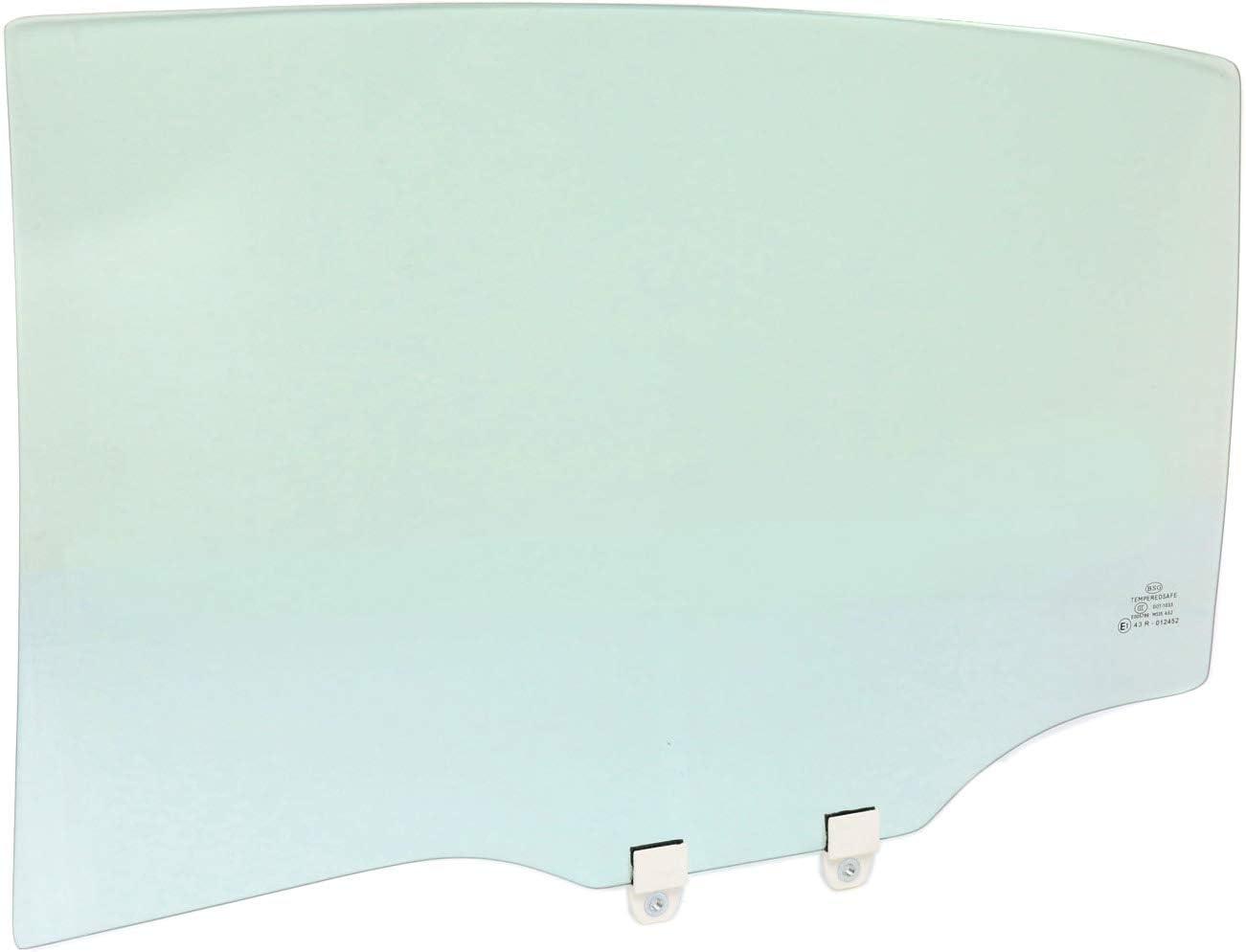 Evan-Fischer Rear Door Glass Compatible 2008-2012 Max 53% OFF with New mail order Acc Honda