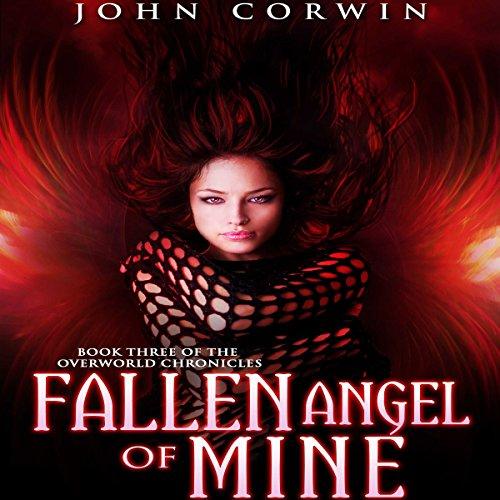 Fallen Angel of Mine cover art