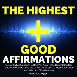 The Highest Good Affirmations cover art