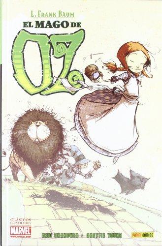 MAGO DE OZ,EL (Clasicos Ilustrados Marvel)