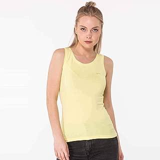 Slazenger SIMON Kadın T-Shirt Sarı