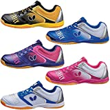 Butterfly Table Tennis Shoes , Blue, 4.5
