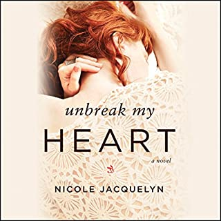 Unbreak My Heart                   By:                                                                                                                                 Nicole Jacquelyn                               Narrated by:                                                                                                                                 Alastair Haynesbridge                      Length: 7 hrs and 47 mins     81 ratings     Overall 4.5