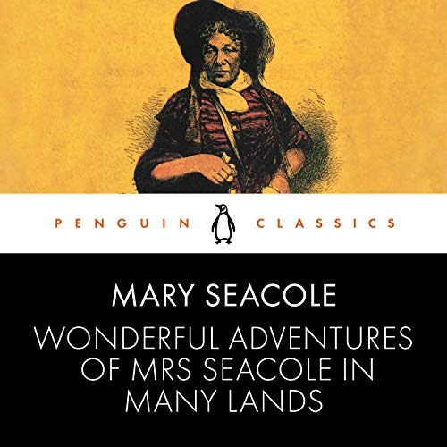 Wonderful Adventures of Mrs Seacole in Many Lands cover art