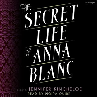 The Secret Life of Anna Blanc cover art