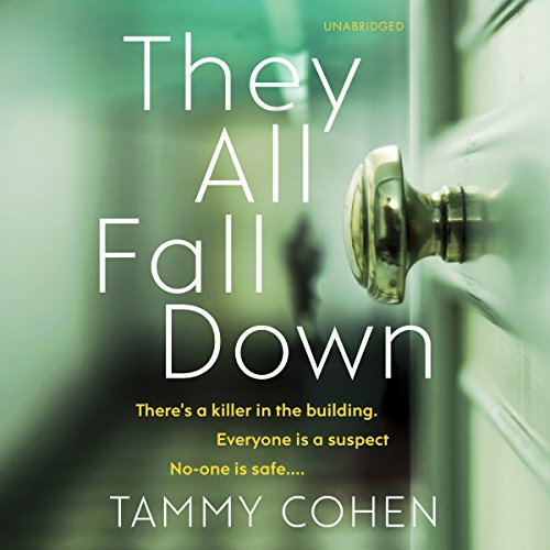 They All Fall Down audiobook cover art