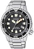 Orologio Citizen Eco-Drive Divers 200mt Acciaio BN0150-61E