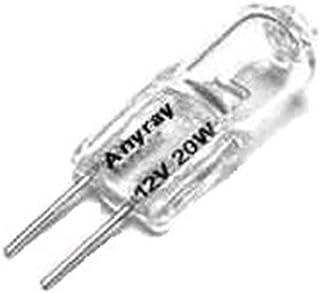 (10)-Pack Replacement Light Bulbs for B02300891 Broan/Nutone Range Hood Light bulb 20-Watts T3 G4 Base 12-Volts 20W 12V