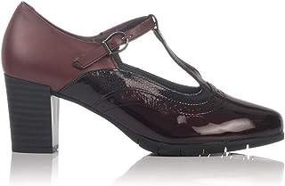 bb9da9efafd Amazon.es: zapatos pitillos mujer - Hebilla / Zapatos de tacón ...
