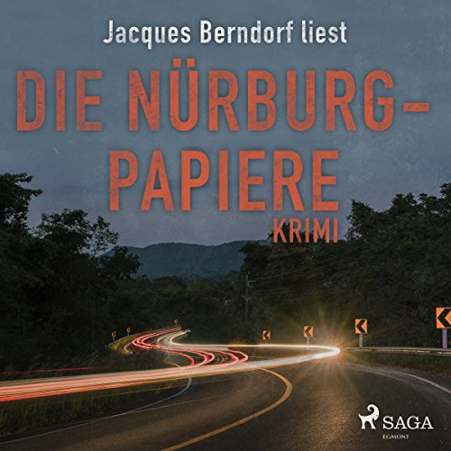 Die Nürburg-Papiere Titelbild