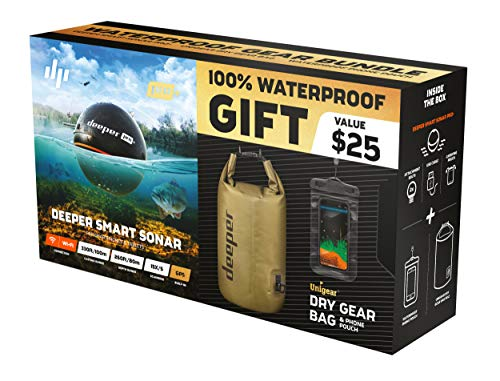Deeper Special Pro+ Summer Bundle with Dry Bag & Phone Case