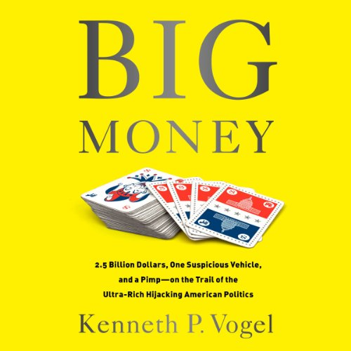 Big Money audiobook cover art