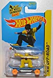 2014 Hot Wheels Hw Off-Road 123/250 - Skate Punk (the yellow variation)