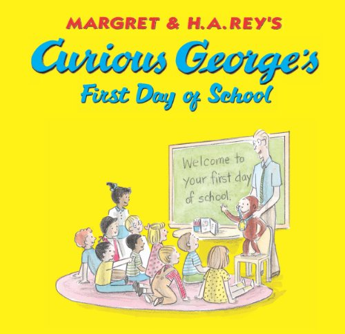 Curious George's First Day of School (Read-aloud) (English Edition)