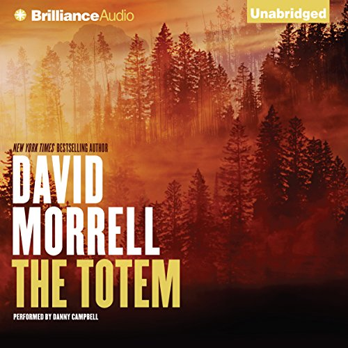 The Totem audiobook cover art