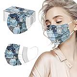 50pcs Unisex Adult Animal Print Bufanda-Moda Universal Lindo Elástico Orejeras Suave Mantón para Mujeres Hombres-21130-15