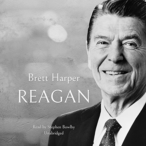 Reagan cover art