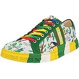 UMYOGO Men's Casual Skateboarding Shoes Colorful Fashion Original Sneaker Classic Sports Walking Slip-On Athletic Shoe