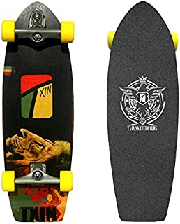 TXIN - Surf Skate with Glutier T12 Trucks surfskate...