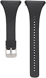 Ruentech compatible con polar FT4bandas de repuesto suave correa de silicona banda de goma correa de muñeca Pulsera compatible con polar FT4–Pulsómetro