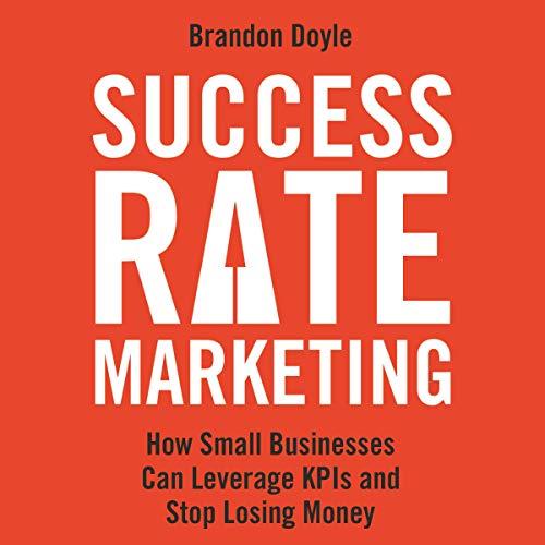 Page de couverture de Success Rate Marketing