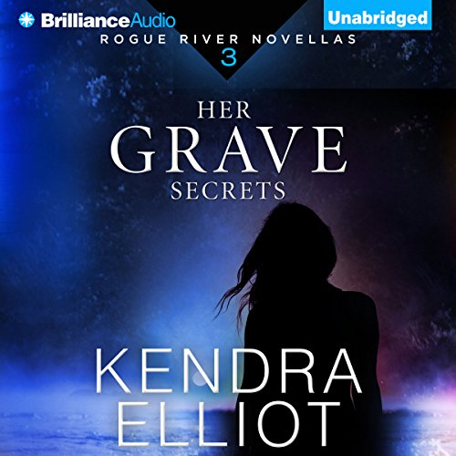 Her Grave Secrets audiobook cover art