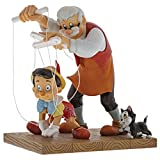 Enchanting Disney Little Wooden Head - Pinocchio Figurine