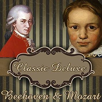 L. V. Beethoven: Piano Concerto No. 4 - W.A. Mozart: Piano Concerto No. 25: Classic Deluxe. Beethoven & Mozart