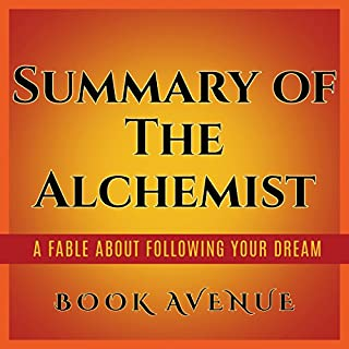Summary of The Alchemist audiobook cover art