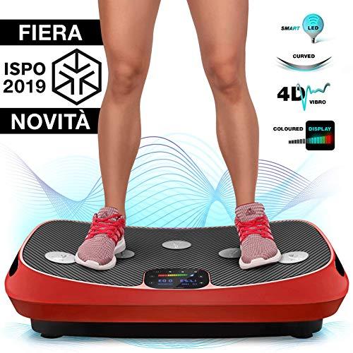perdere peso con piattaforma vibrante