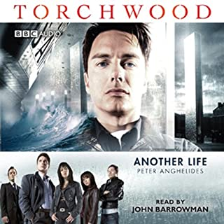 Torchwood cover art