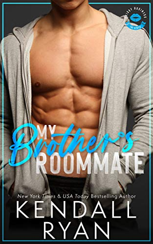 My Brother's Roommate (Frisky Business Book 2) (English Edition)