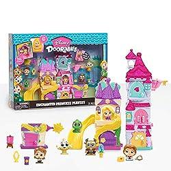 cheap Amazon Exclusive Disney Doorable Enchantment Princess Playset