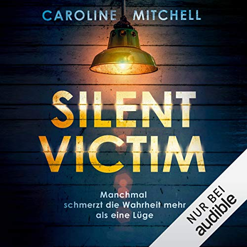 Silent Victim (German edition) cover art