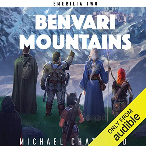 Page de couverture de Benvari Mountains