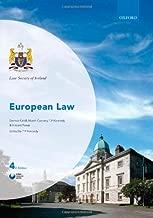European Law (Law Society of Ireland Manual)