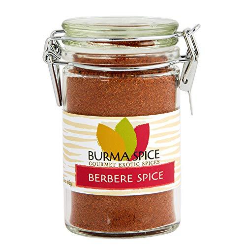 Berbere Spice | Ethiopian Seasoning Blend | Wonderful Seasoning for any Dish 2.2 oz.