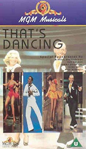That's Dancing [Reino Unido] [VHS]