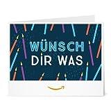Amazon.de Gutschein zum Drucken (Wünsch dir was)