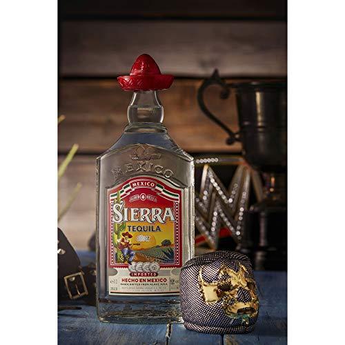 Sierra Silver Tequila - 6