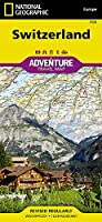 National Geographic Adventure Travel Map Switzerland (National Geographic Adventure Travel Map: Europe)