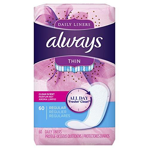 always liners fresh - 4