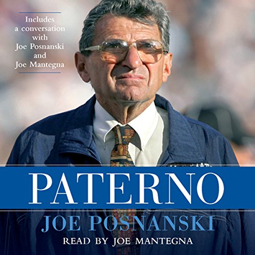 Paterno audiobook cover art