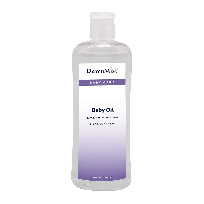 Dukal favorite Moisture Baby Oil. Pure Mineral 16 Mo Max 75% OFF Oil oz. Massage