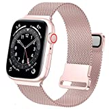 Ycysh Metal Band Compatible with Apple Watch...