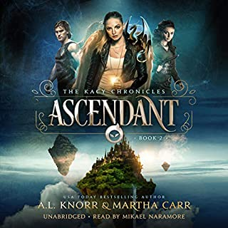 Ascendant: The Revelations of Oriceran cover art